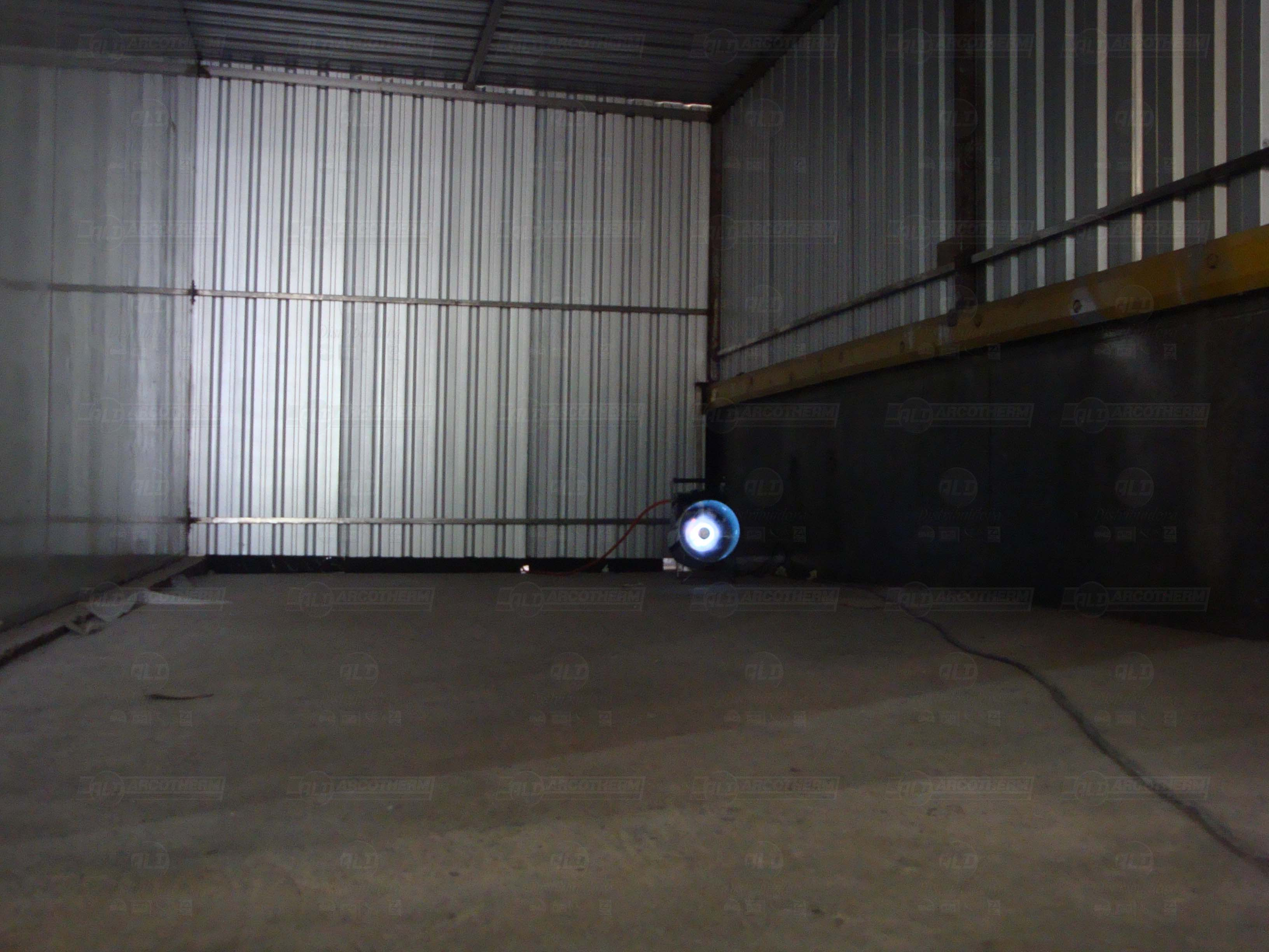 Aquecedor Arcotherm Cabine de secagem de pintura- BM2 - 3