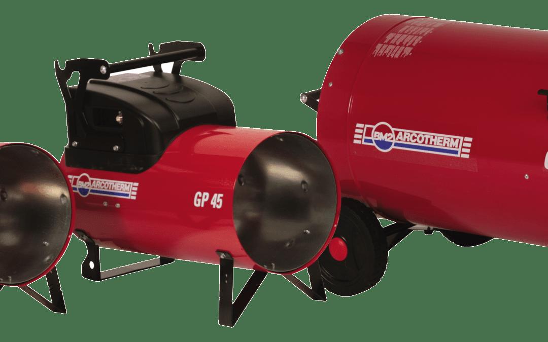 Aquecedores GP e GA 100C  (Parte 1)