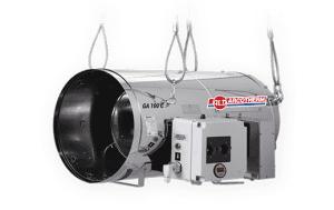 uma imagem sobre aquecedor GA 100C